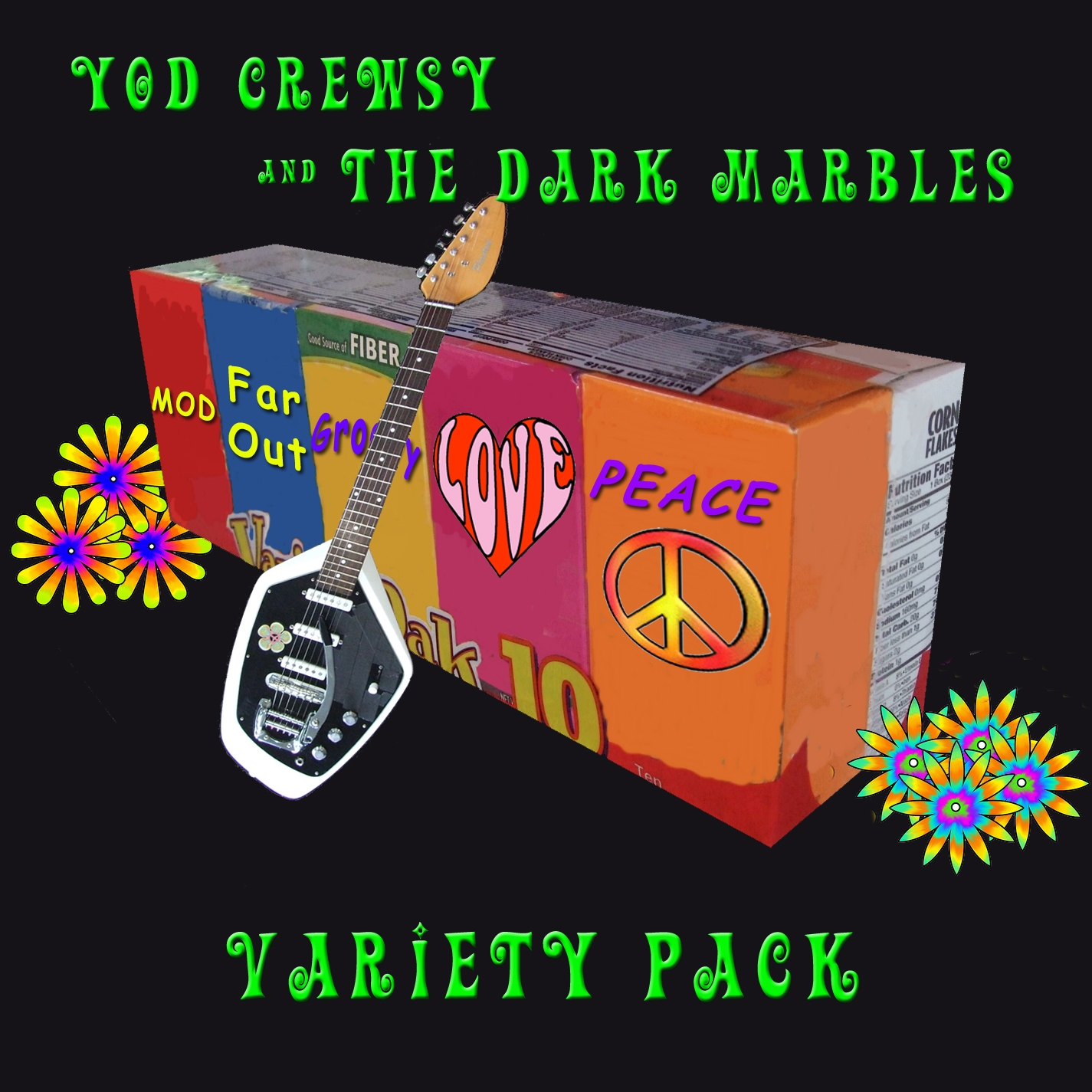 The Dark Marbles Variety Pack